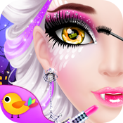 Download Make-Up Me: Halloween free for iPhone, iPod and iPad